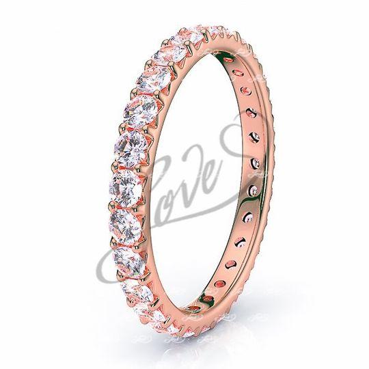 610002600pinkgolddiamondeternityweddingbands
