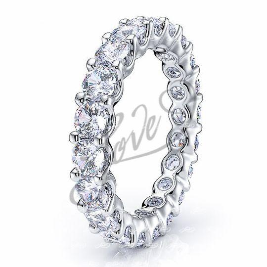 610002700whitegolddiamondeternityweddingbands