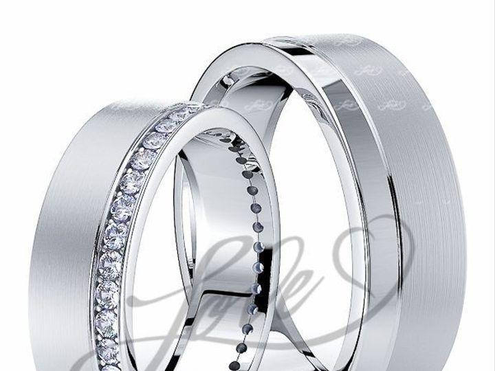 Tmx 1435700873739 111300mattewhitehisandhersweddingbands New York wedding jewelry