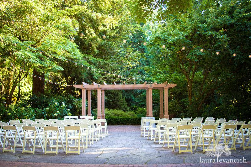 Leach Botanical Garden Reviews Ratings Wedding Ceremony