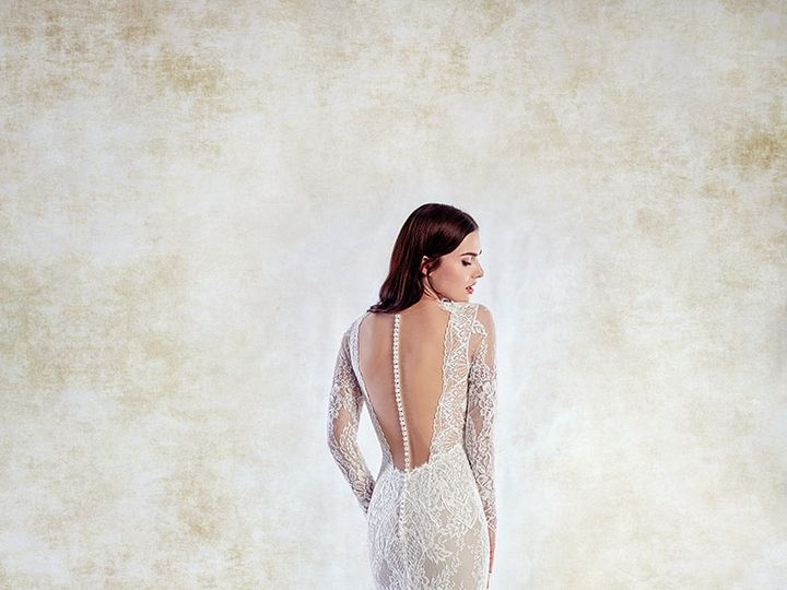 Tmx Ek1247 Back 51 82688 1565701482 Buffalo, NY wedding dress