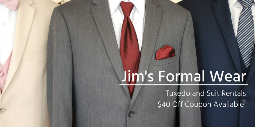 Jims Formal Wear Rentals