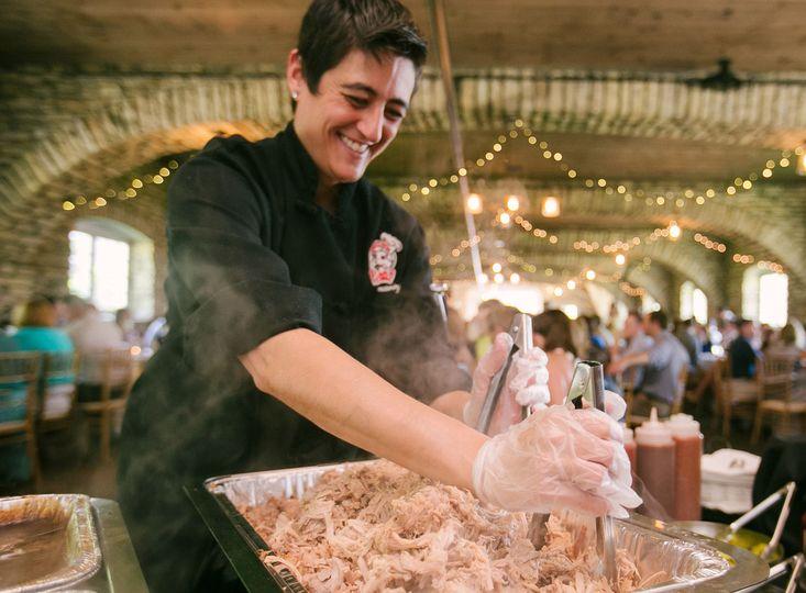 Head Chef Christina