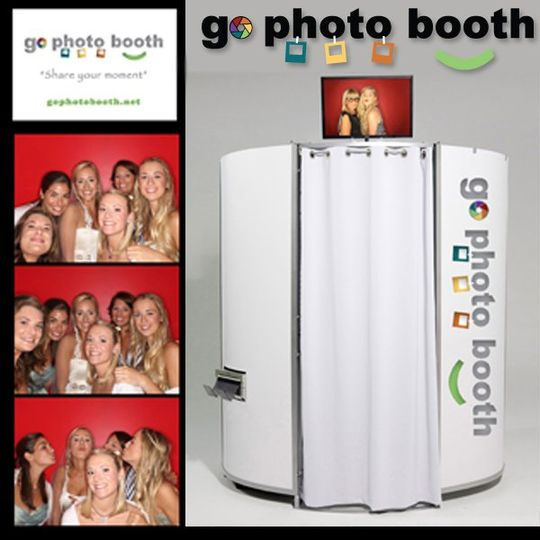 Developed with weddings in mind, Go Photo Booth displays a realtime slideshow of photos taken,...