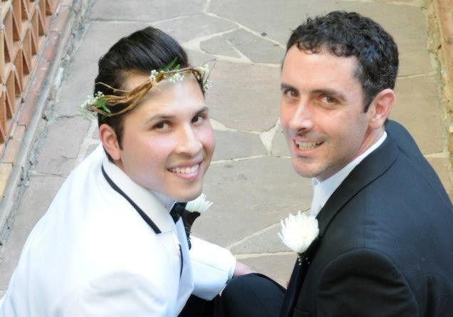 david wedding wir