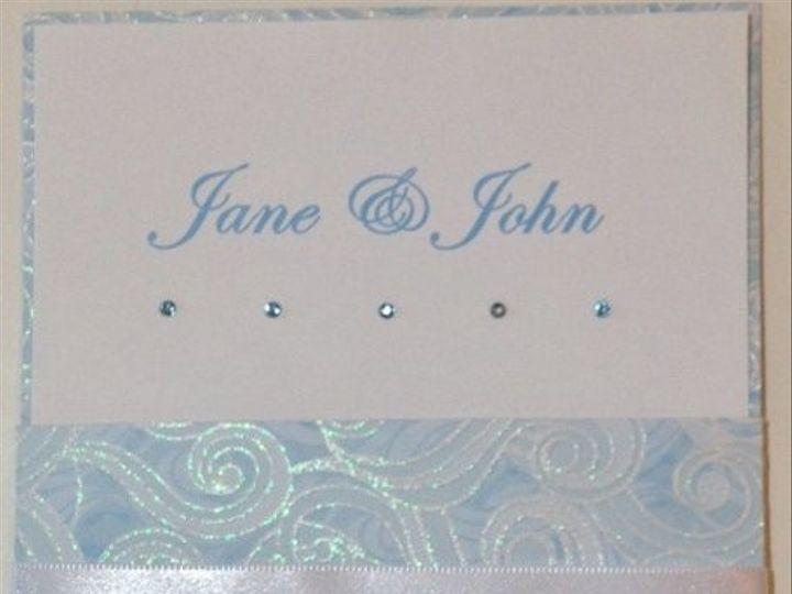 Tmx 1327856827842 Waveoutside Charlotte wedding invitation