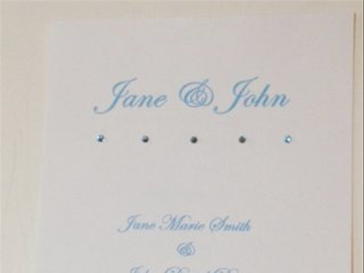 Tmx 1327856871795 Waveinside Charlotte wedding invitation