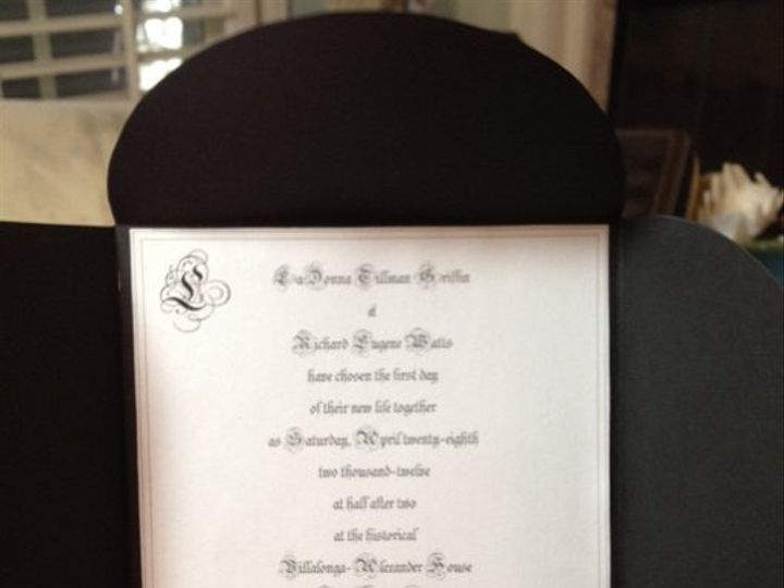 Tmx 1327860609153 Pinwheel1 Charlotte wedding invitation
