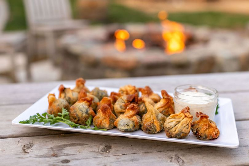 Spinach & Feta Poppers