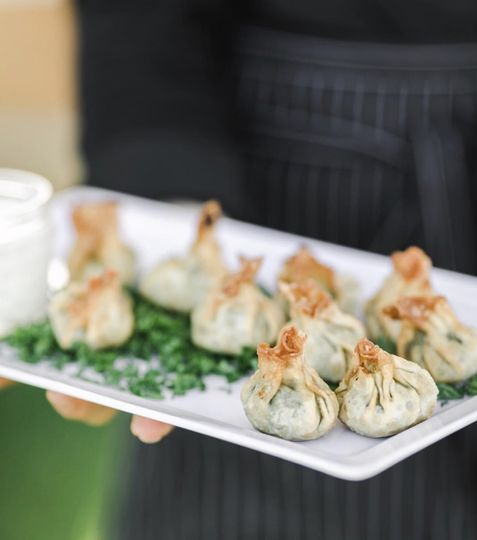 Spinach Feta Poppers