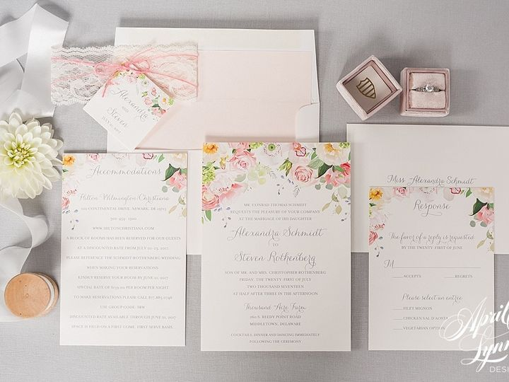 Tmx 1510939883178 Carlyfullerphotography 4 4003 Langhorne, Pennsylvania wedding invitation