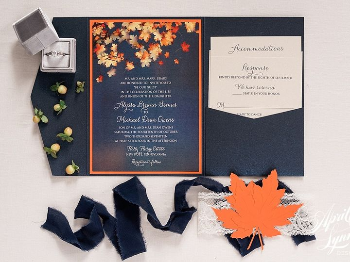 Tmx 1510939917496 Carlyfullerphotography 4 4103 Langhorne, Pennsylvania wedding invitation