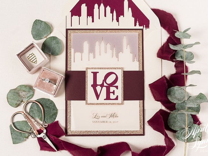 Tmx 1510940018055 Carlyfullerphotography 4 4351 Langhorne, Pennsylvania wedding invitation