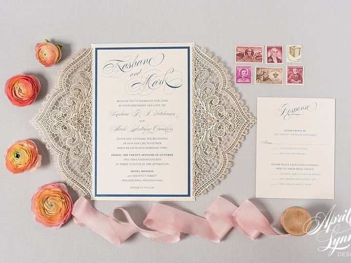 Tmx 1510940057945 Carlyfullerphotography 4 4462 Langhorne, Pennsylvania wedding invitation