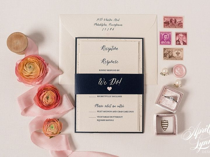 Tmx 1510940073415 Carlyfullerphotography 4 4517 Langhorne, Pennsylvania wedding invitation