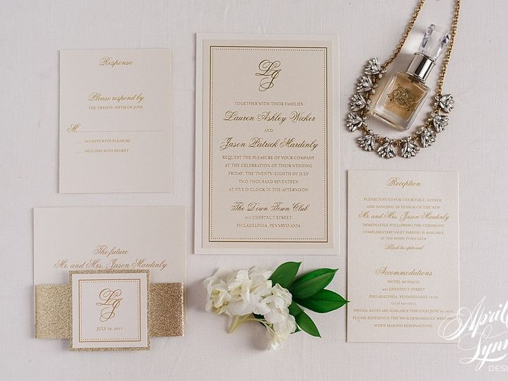 Tmx 1510940197821 Carlyfullerphotography 7972 1 Langhorne, Pennsylvania wedding invitation