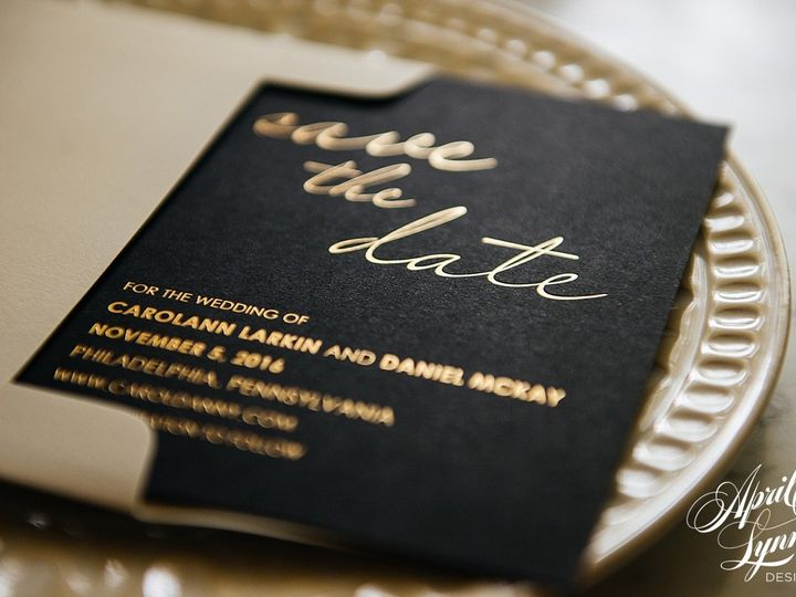 Tmx 1510940755666 Dsc1362 Langhorne, Pennsylvania wedding invitation