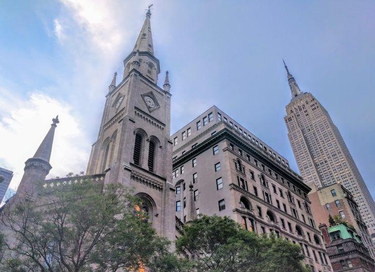Manhattan Church