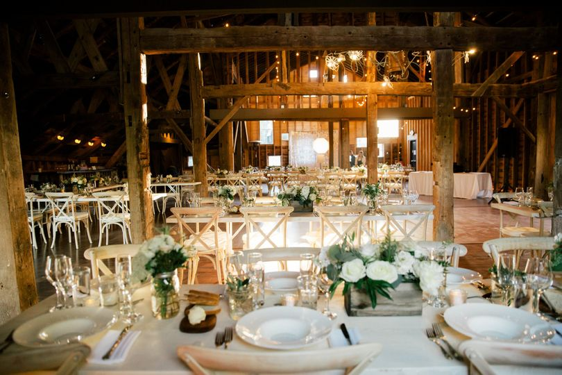 Blenheim farm wedding