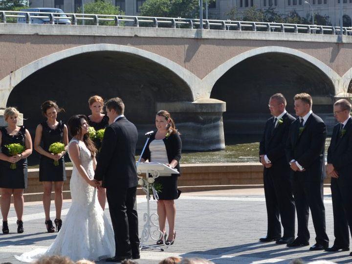 Tmx 1343152342647 KB2 Norwalk, Iowa wedding officiant