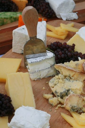 Cheese & fruit boards can be wonderful for a variety of budgets but don't have to be boring!