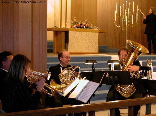 2 Trumpets, French Horn, Trombone, Tuba