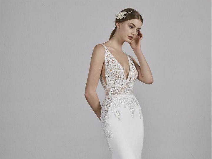 Tmx Emily B 51 2788 V1 Cedar Grove, New Jersey wedding dress