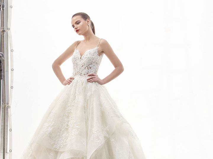 Tmx Enzoani 2019 Pro Natassia Fro Web 1064 1418 80 Int S C1 51 2788 Cedar Grove, New Jersey wedding dress