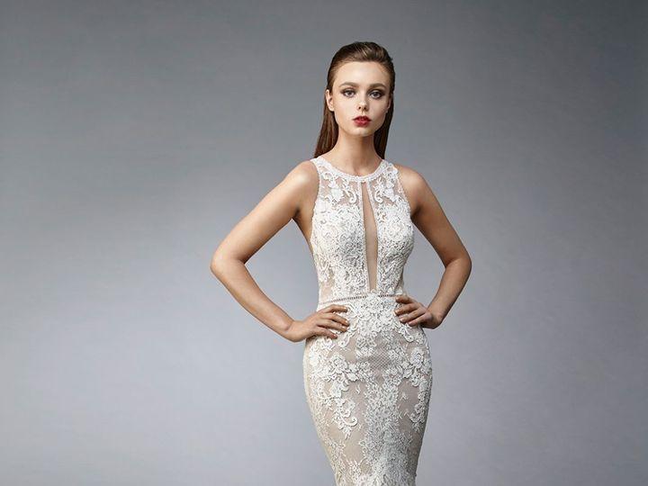 Tmx Enzoani 2019 Pro Novia Fro Web 1064 1418 80 Int S C1 51 2788 Cedar Grove, New Jersey wedding dress