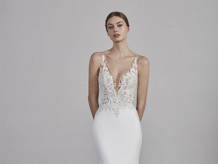 Tmx Erandi B 51 2788 V1 Cedar Grove, New Jersey wedding dress
