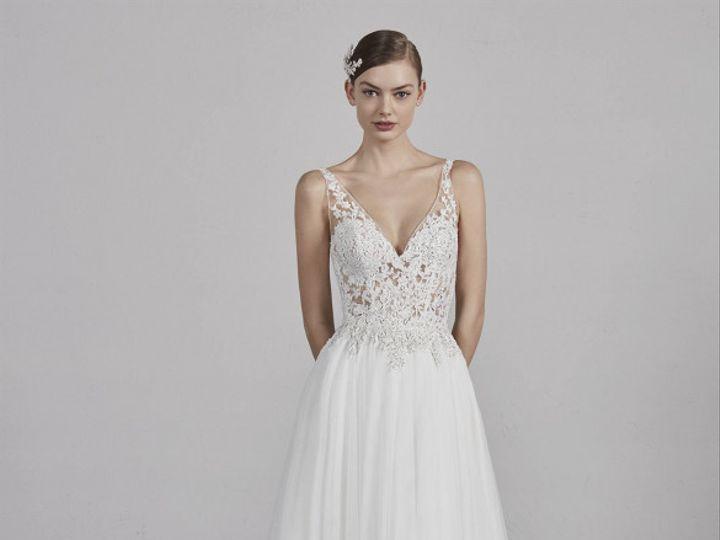 Tmx Estambul B 51 2788 V1 Cedar Grove, New Jersey wedding dress