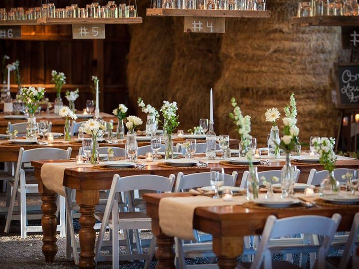 Tmx Farm Table 1 51 722788 Stamford, NY wedding planner