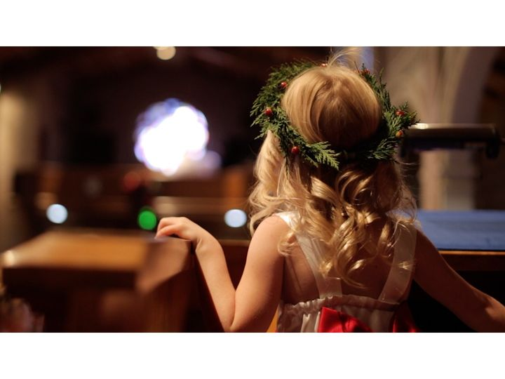 Tmx 1481837625374 Flower Girl Rancho Cucamonga wedding videography
