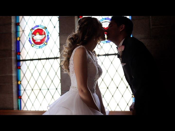 Tmx 1481840289553 Couple On Heart Mirror Rancho Cucamonga wedding videography