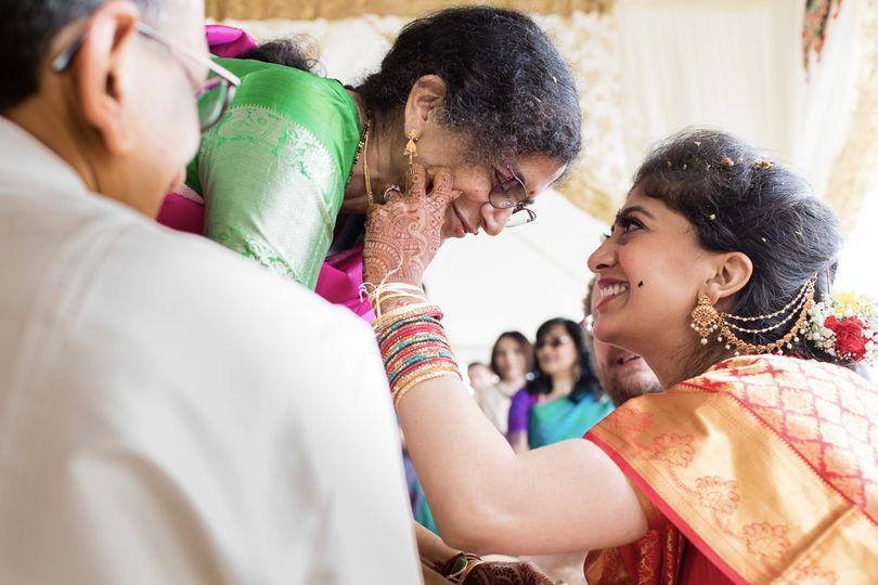 Hindu wedding in Seattle