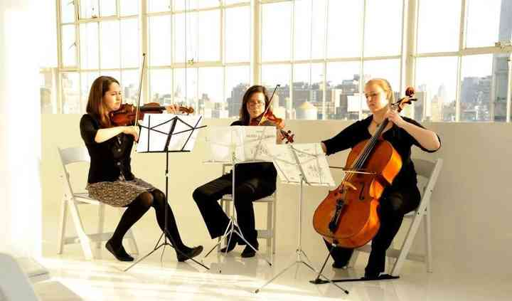 Helvetica String Trio