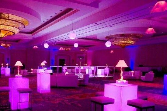 Room and lighting decor