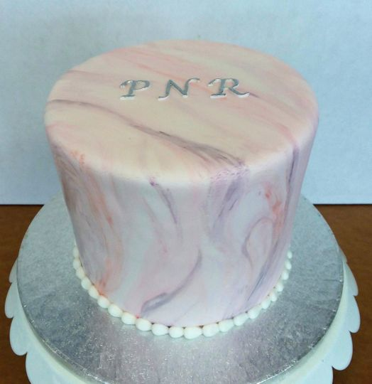 Bridal Shower Marble