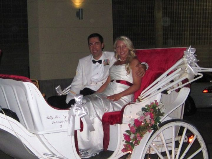 Tmx 1288038070671 PrincessCarriage2 Dallas wedding transportation
