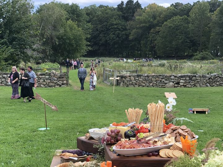 Tmx Boubnty 51 785788 Ridgefield, CT wedding catering