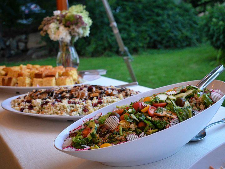 Tmx Ssbuffet3plates Od 51 785788 Ridgefield, CT wedding catering