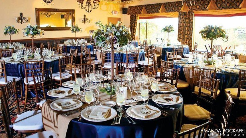 Stunning tables