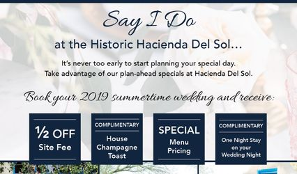 Hacienda Del Sol Guest Ranch Resort 1