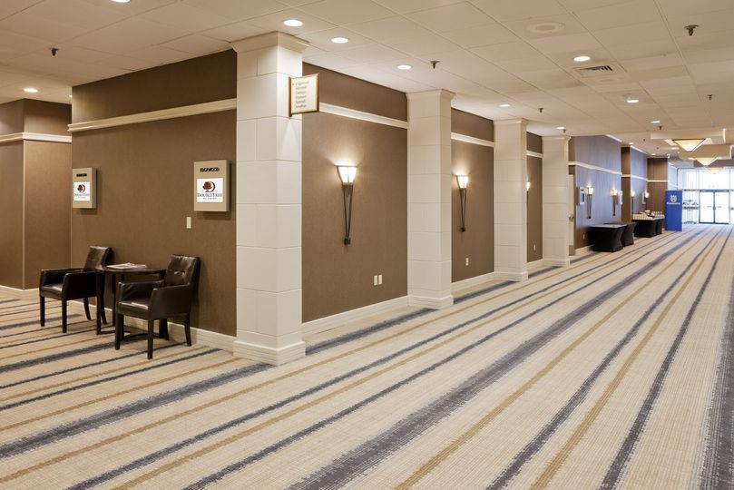 Interior view of the Doubletree by Hilton Boston / Westborough