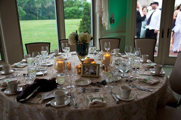 Tmx 1296506563150 Tablesetting Quincy, MA wedding venue