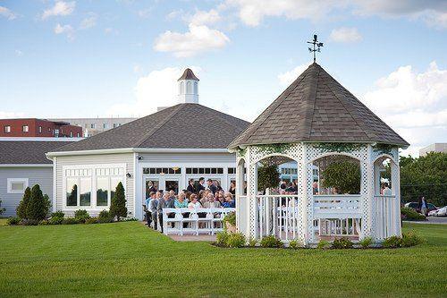 Tmx 1296506615167 Ceremonybackofgazebo Quincy, MA wedding venue