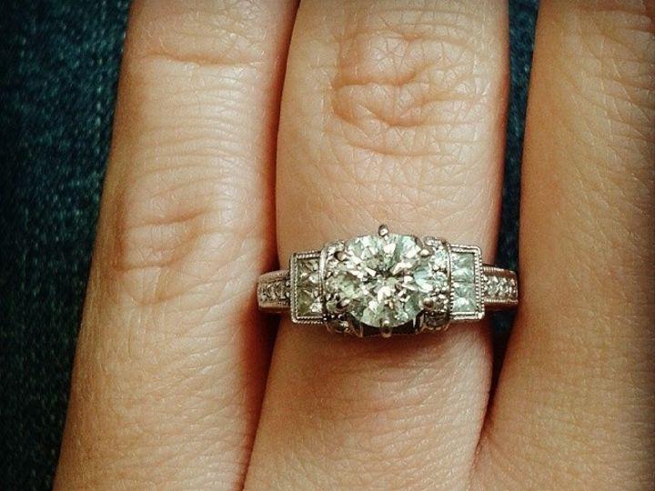 Tmx 1470407292441 Cindyrose14instagramrespost Waterville wedding jewelry