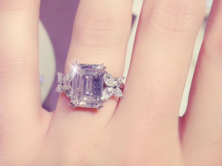 Tmx 1470407481539 Instagramcouture Waterville wedding jewelry