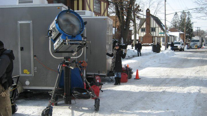 We also are on most movie/TV productions in Detroit.