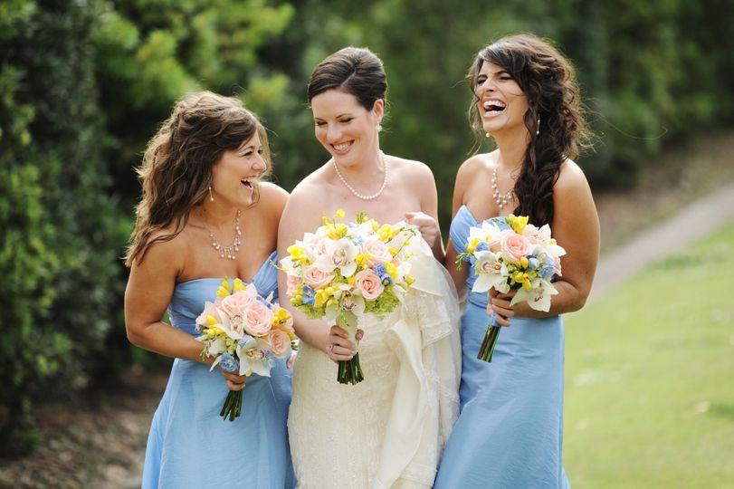 Companion bouquets